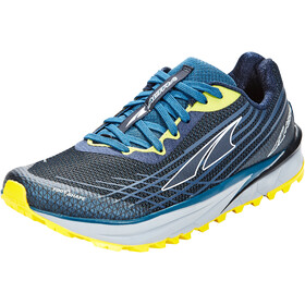 Altra Timp 2 Trailrunning Schoenen Heren, marrocan blue/yellow